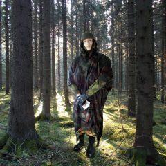 Vihe Hiking Poncho – Camouflage