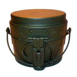 Swedish mess tin M/40 AL