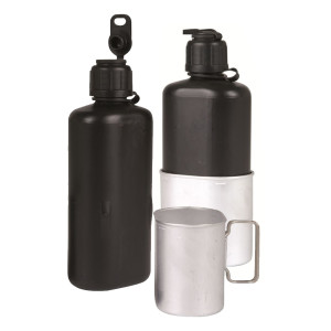 Swiss M84 Canteen with aluminium cup