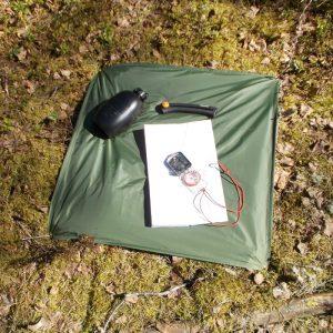 Vihe Vaellus – Micro Groundsheet