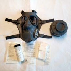 Gas Mask – Finnish Army (1)