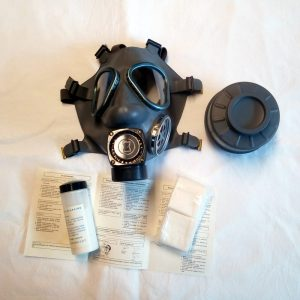 (English) Gas Mask – Finnish Army (2)