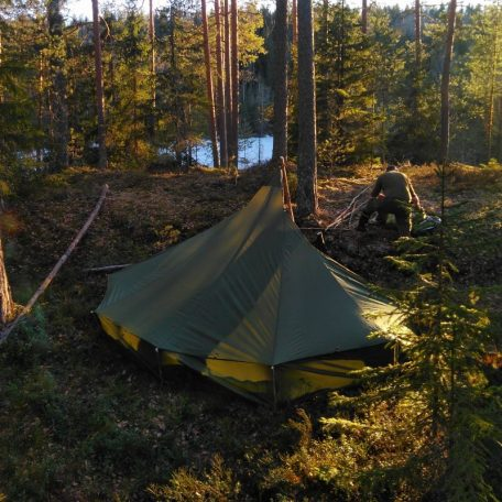 Vihe Loue2 at base camp