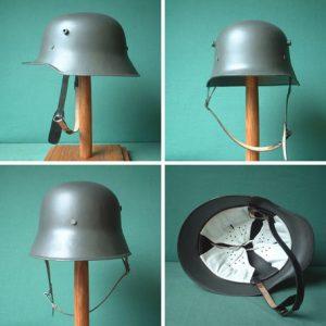 (English) M18 German Helmet – Reproduction